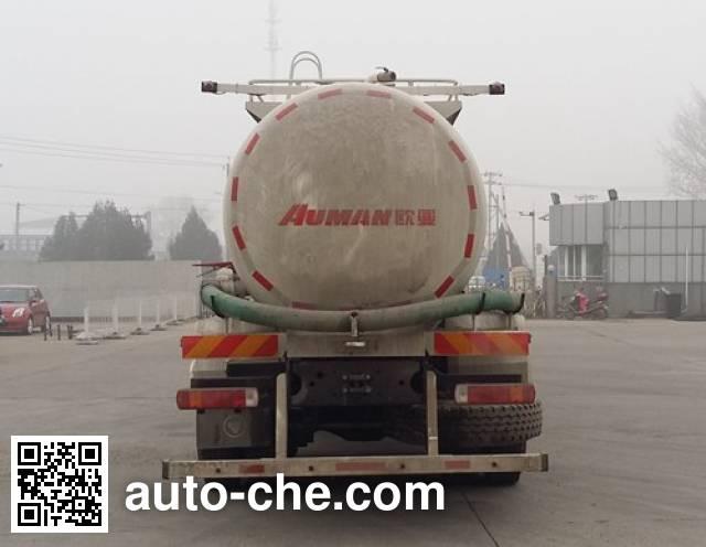 Foton Auman BJ5313GXH-AA pneumatic discharging bulk cement truck