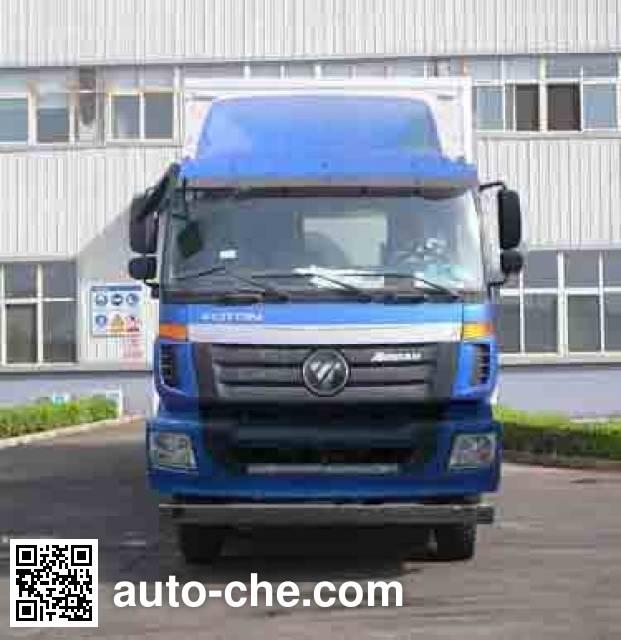 Foton Auman BJ5313XXY-XC box van truck