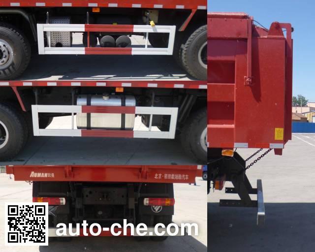Foton Auman BJ5313ZLJ-AC dump garbage truck