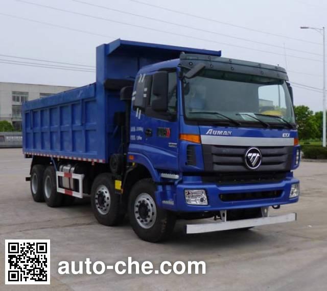 Foton Auman BJ5313ZLJ-AE dump garbage truck