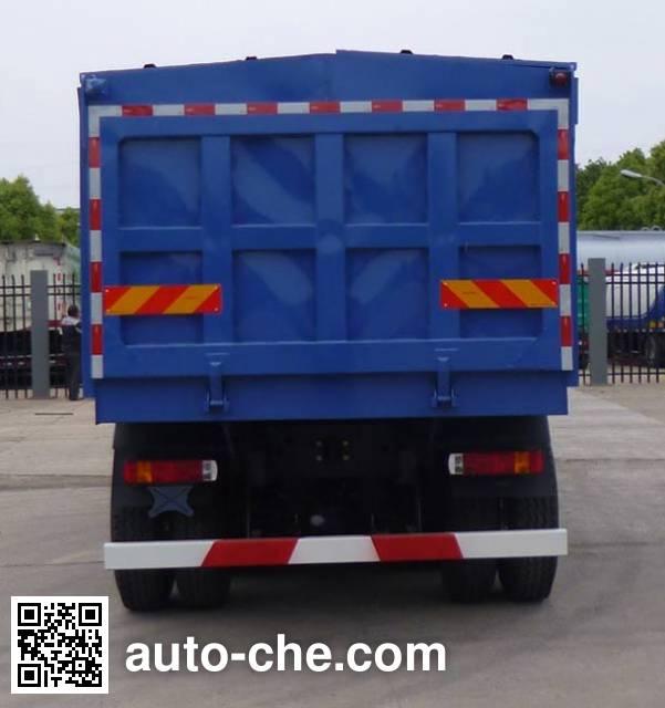 Foton Auman BJ5313ZLJ-AF dump garbage truck