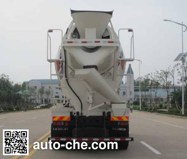 Foton BJ5315GJB-1 concrete mixer truck