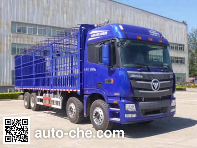 欧曼牌BJ5319CCQ-AA畜禽运输车