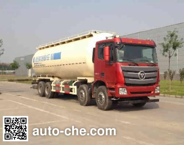Foton Auman BJ5319GFL-XA low-density bulk powder transport tank truck