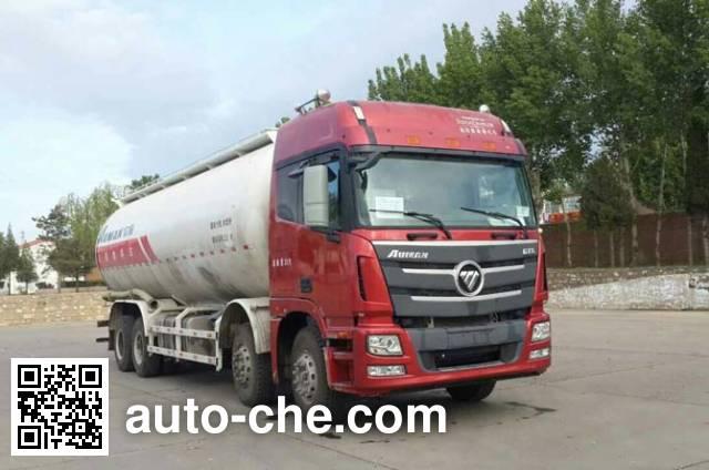 Foton Auman BJ5319GFL-XC автоцистерна для порошковых грузов низкой плотности
