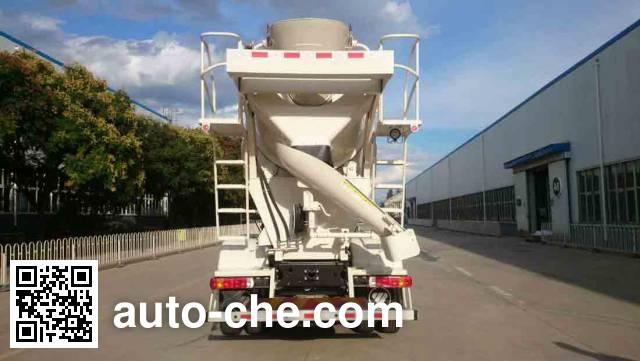 欧曼牌BJ5319GJB-AA混凝土搅拌运输车