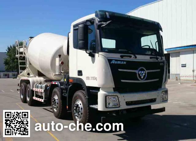 Foton Auman BJ5319GJB-AB concrete mixer truck