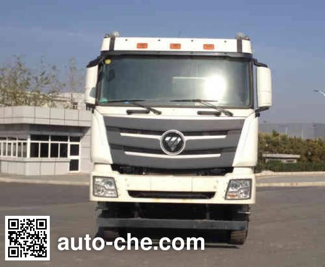 Foton Auman BJ5319GJB-XB concrete mixer truck