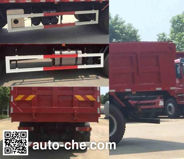 Foton Auman BJ5319ZLJ-AC dump garbage truck