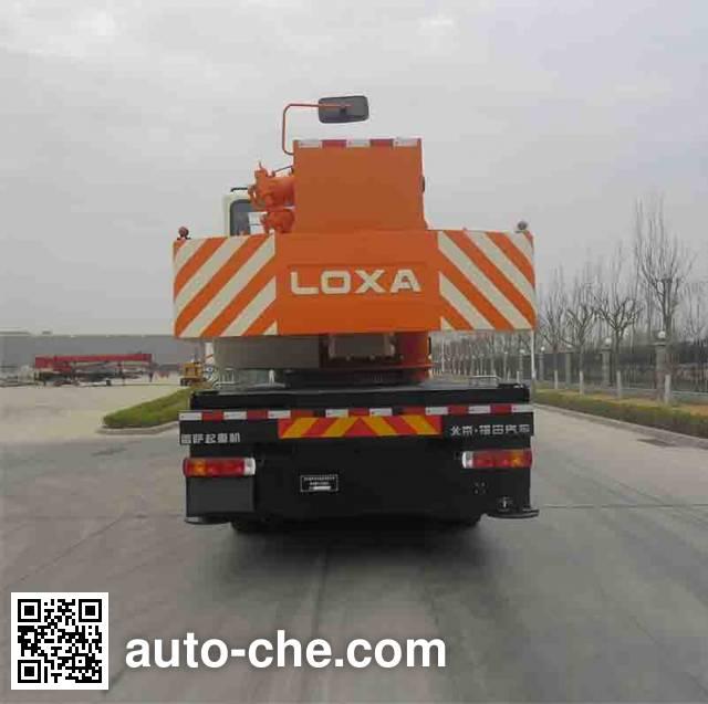 Foton BJ5321JQZ25 truck crane