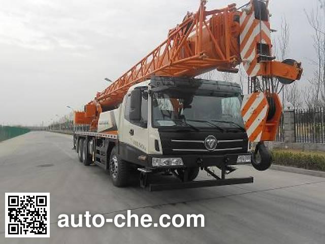 Foton BJ5322JQZ25 truck crane