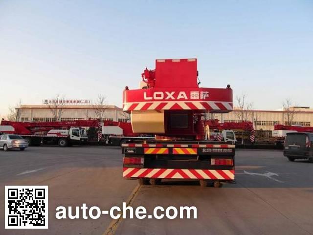 Foton BJ5330JQZ25 truck crane