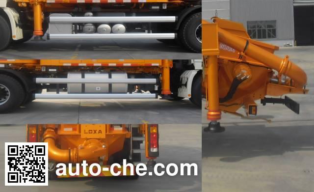 福田牌BJ5339THB-XD混凝土泵车
