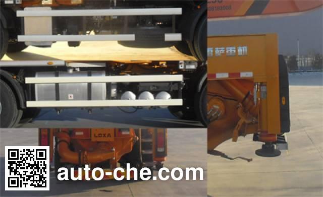 Foton BJ5449THB-XC concrete pump truck