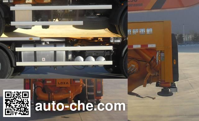 福田牌BJ5449THB-XD混凝土泵车