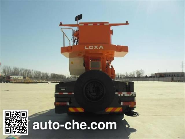 Foton BJ5500JQZ80 truck crane