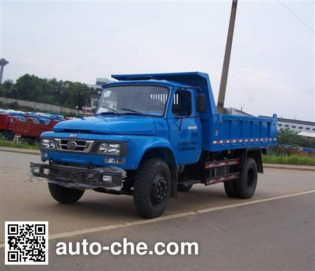 北京牌BJ5815CD10自卸低速货车