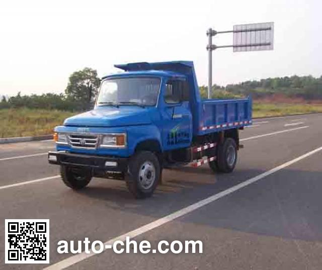 北京牌BJ5815CD9自卸低速货车