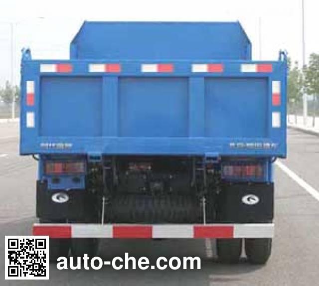 北京牌BJ5815D3A自卸低速货车