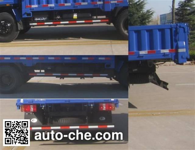 BAIC BAW BJ5815D7 low-speed dump truck