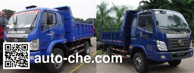 北京牌BJ5815PD11自卸低速货车