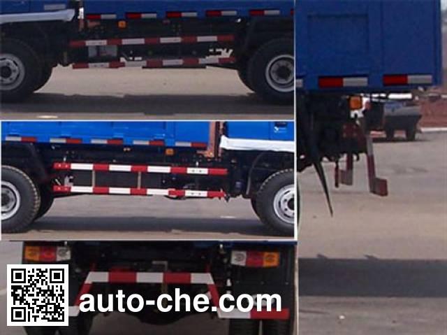 BAIC BAW BJ5815PD13 low-speed dump truck