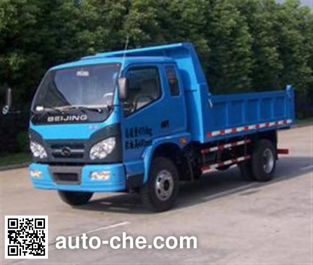 北京牌BJ5815PD16自卸低速货车