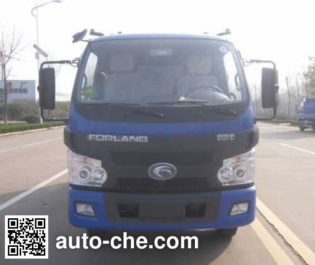 BAIC BAW BJ5815PD18 low-speed dump truck