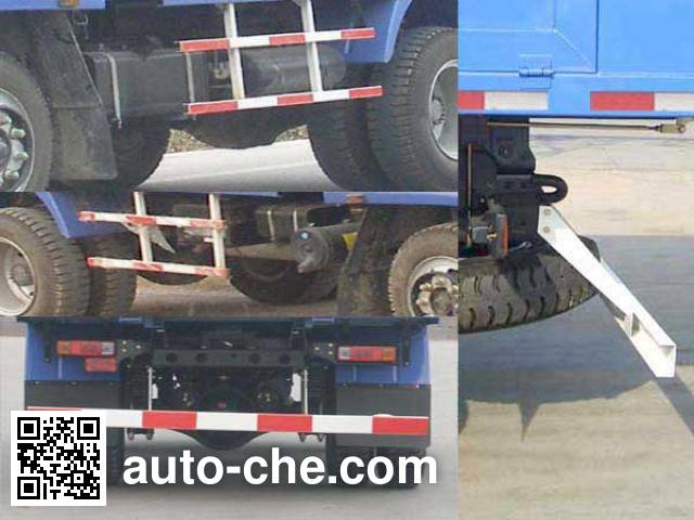 BAIC BAW BJ5815PD19 low-speed dump truck