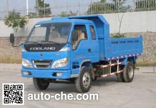 北京牌BJ5815PD5A自卸低速货车