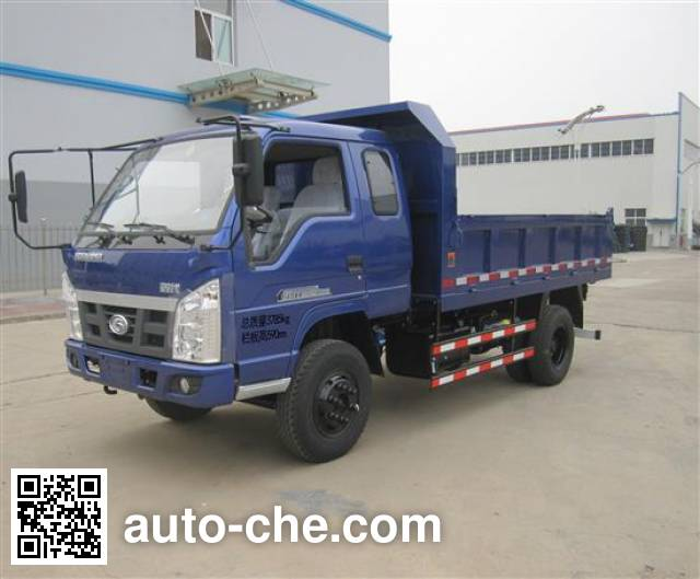 BAIC BAW BJ5815PD8A low-speed dump truck