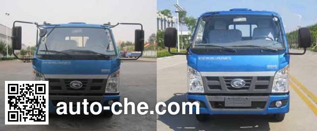 北京牌BJ5820D1自卸低速货车