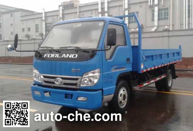 BAIC BAW BJ5820D5 low-speed dump truck