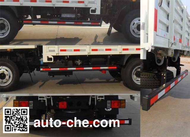 BAIC BAW BJ5820PD3 low-speed dump truck