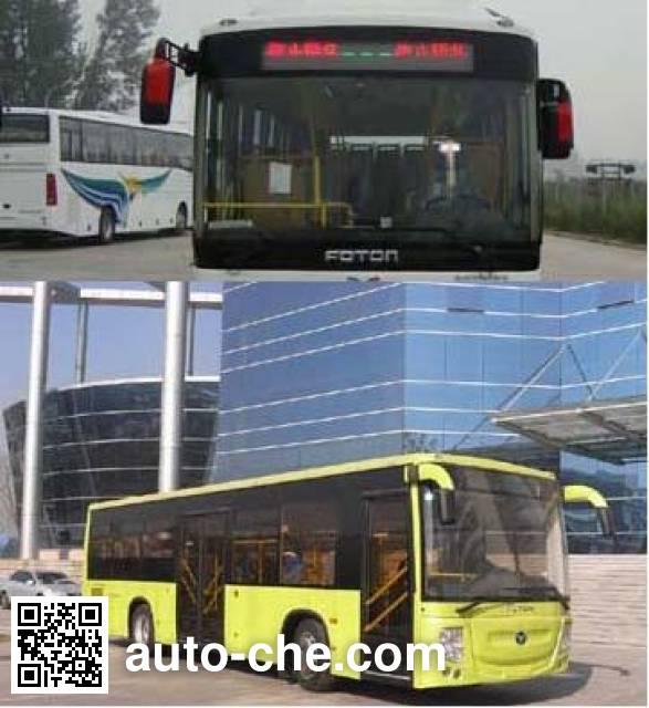 福田牌BJ6105C7MHB-2城市客车