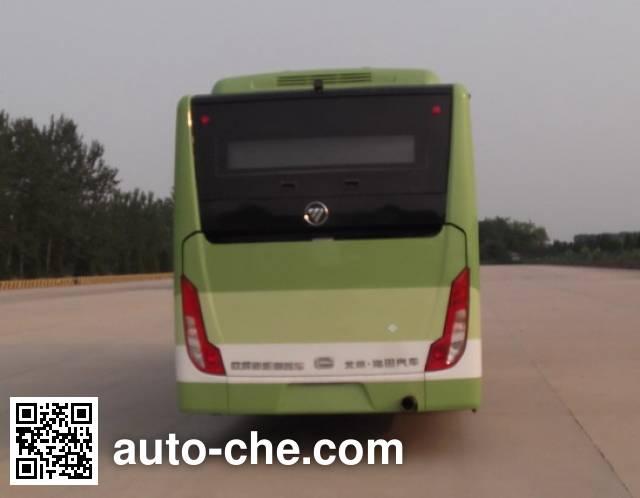 福田牌BJ6105CHEVCA-3混合动力城市客车