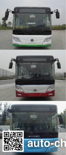 福田牌BJ6123C7BHD城市客车