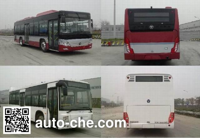 福田牌BJ6112C7MCB-1城市客车