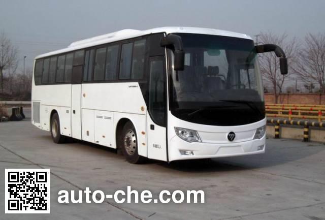 福田牌BJ6113PHEVCA-1混合动力城市客车