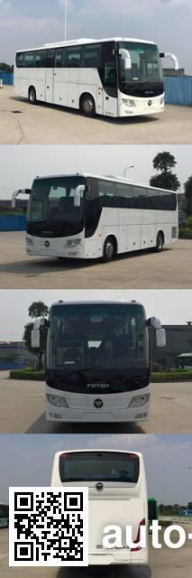 福田牌BJ6115U8BJB-2客车