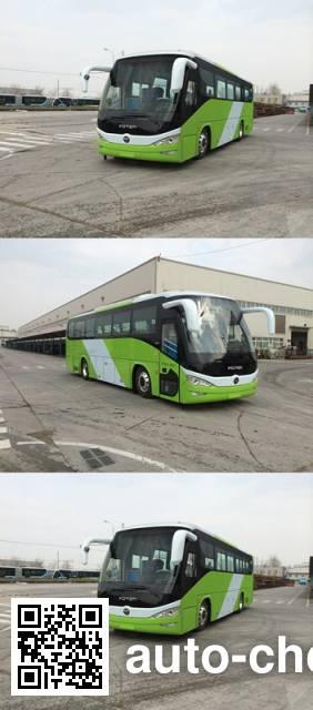 福田牌BJ6116EVUA-8纯电动客车