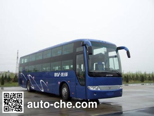 Foton Auman BJ6122U7MJB sleeper bus