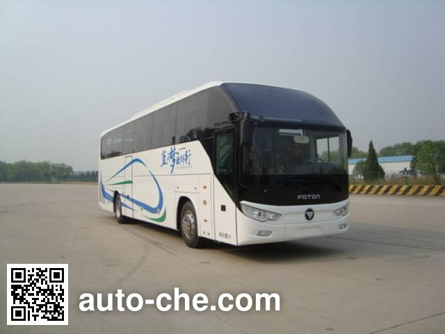 福田牌BJ6122U8BKB-3客车