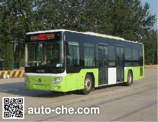 福田牌BJ6123C7BTD-1城市客车