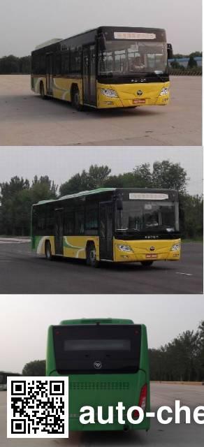 Foton BJ6123PHEVCA-7 plug-in hybrid city bus