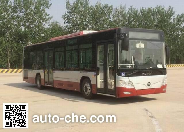 福田牌BJ6123SHEVCA-3混合动力城市客车