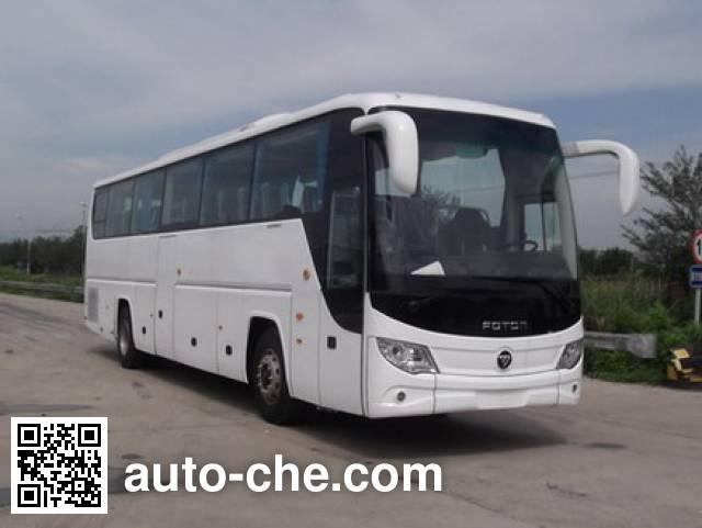 福田牌BJ6127PHEVCA混合动力城市客车