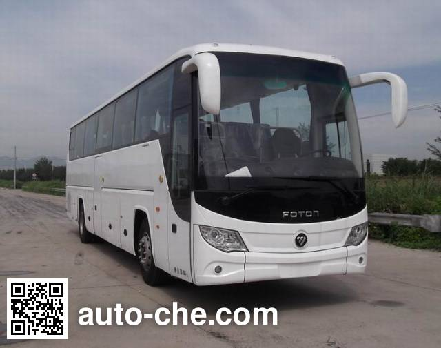 福田牌BJ6127PHEVUA-1混合动力客车