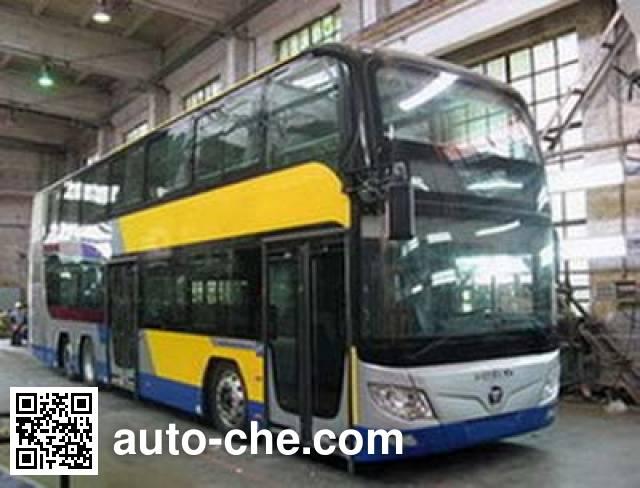 福田牌BJ6128C8BCD城市客车