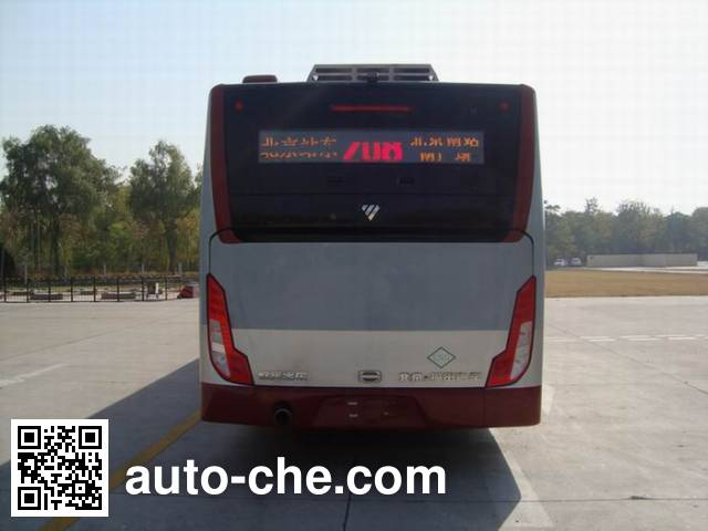 福田牌BJ6160C6CCD城市客车